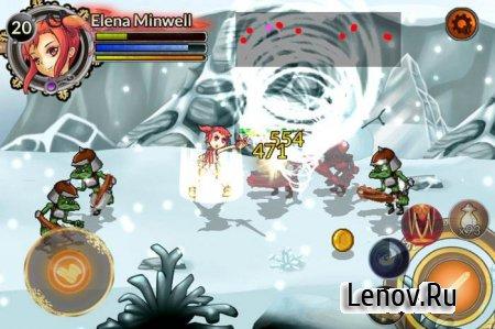 Kitaria Heroes : Force Bender (обновлено v 1.3) Мод (много денег)