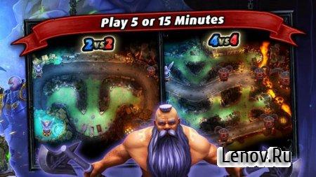 Heroes of SoulCraft - MOBA (обновлено v 1.6.3)