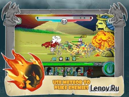 Ghost Battle 2 v 1.0.5 Мод (много денег)
