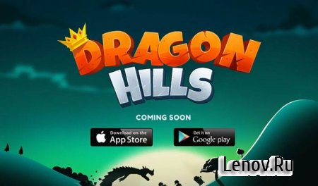 Dragon Hills v 1.3.1 Мод (много денег)