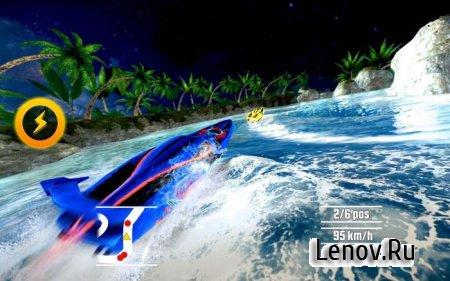 Driver: Рай для гонщиков на катерах (обновлено v 1.7.0) Мод (много денег)