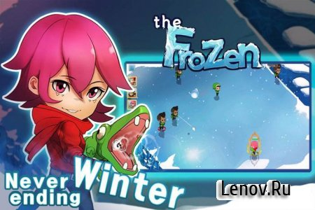 SuperSnowBattle(frozen) v 1.2 Мод (много денег)