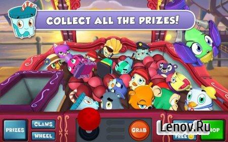 Prize Claw 2 v 2.1 Мод (много денег)