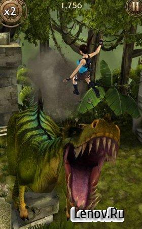 Lara Croft: Relic Run v 1.11.114 Мод (много денег)