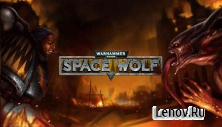 Warhammer 40,000: Space Wolf v 1.4.3 Мод (God Mode)