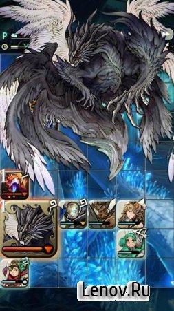 Terra Battle v 5.5.4 Мод (1 HP Monster/High HP Players)