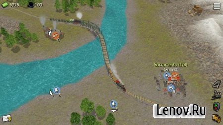 DeckEleven's Railroads v 1.2 Мод (много денег)