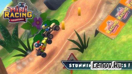 Mini Racing Adventures v 1.17.4 Мод (много денег)