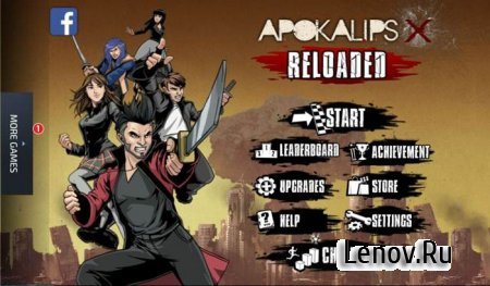 Apokalips X: RELOADED v 2.0.3 Мод (много денег)