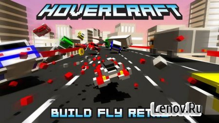 Hovercraft - Build Fly Retry v 1.6.14 (Mod Money)