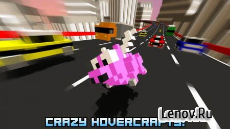 Hovercraft - Build Fly Retry v 1.6.12 Мод (много денег)