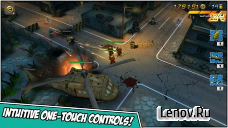 Tiny Troopers 2: Special Ops v 1.4.8 Мод (много денег)