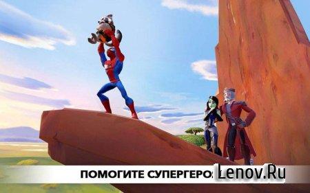 Disney Infinity 2.0 Новые миры (обновлено v 1.01) (Mod Money/Unlocked)