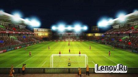 Striker Soccer Euro 2012 Pro v 1.12.2