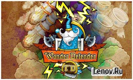 Wonder Defender TD v 1.3.2 Мод (много кристаллов)