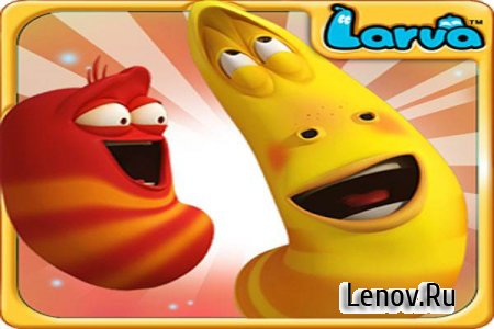 Larva Heroes: Battle League v 2.2.1 Мод (Unlimited Candy/Gold)
