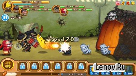 Larva Heroes: Battle League v 2.7.6 Mod (Unlocked)