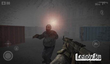Zombie: Whispers of the Dead (обновлено v 0.8) (Mod Ammo)