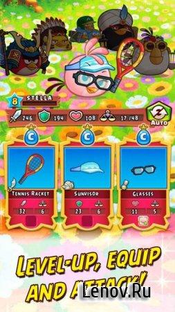 Angry Birds Fight! (обновлено v 2.5.6) Мод (много денег)