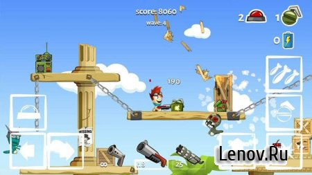 The Last of Worms v 1.0