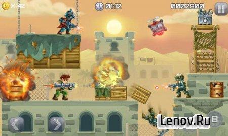 Metal Soldiers v 1.0.13 Мод (много денег)