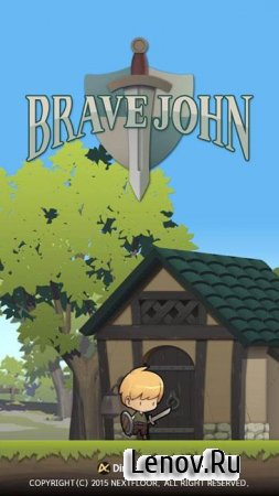 Brave John v 1.2.1 Mod (Unlocked)