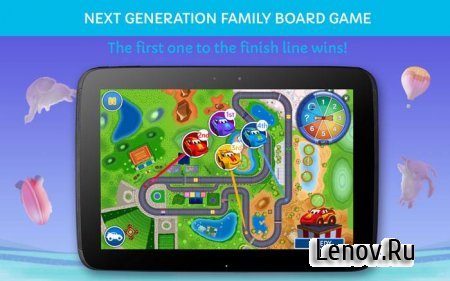World Racers family board game v 1.0