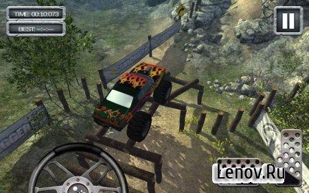 GraveDigger 4x4 Hill Climb 3D v 1