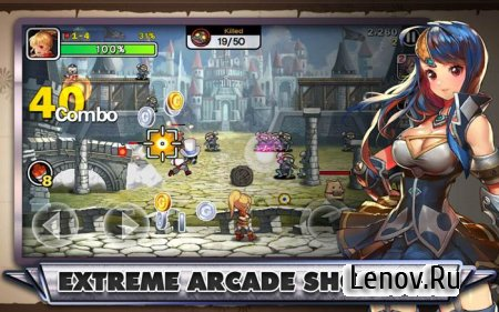 Captain Heroes: Pirate Hunt (обновлено v 1.16.00) Мод (много денег)