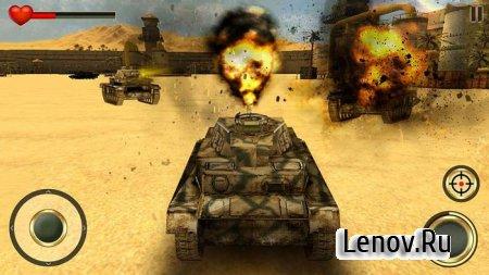 Tank Battlefield 3D v 1.1 Мод (много денег)