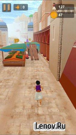 Prince Aladdin Runner v 1.0.9 Мод (много денег)