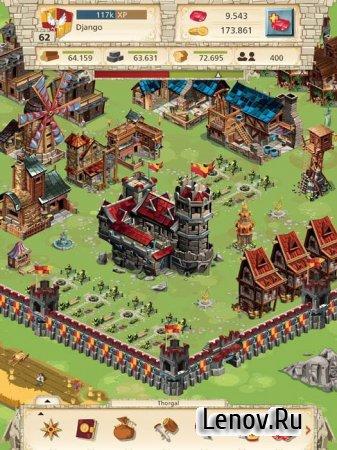 Empire: Four Kingdoms v 3.4.22