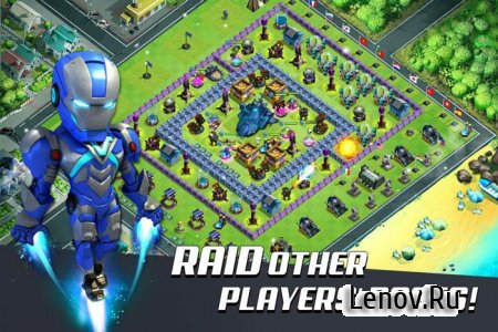 X-War: Clash of Zombies v 1.0