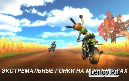 Rush Star - Bike Adventure (обновлено v 1.3) Мод (много денег)