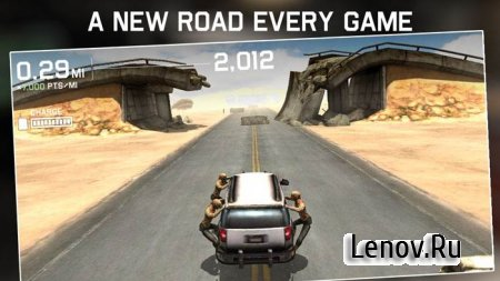 Zombie Highway: Driver's Ed v 1.0.1 Мод (много денег)