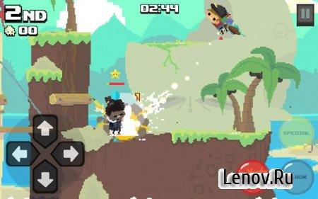 Super Adventure Pals v 1.0.0 Мод (бесконечная энергия)