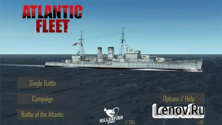 Atlantic Fleet (обновлено v 1.12) Мод (бесконечная слава)