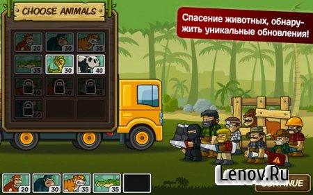 Lumberwhack: Defend the Wild v 5.6.0 Мод (много желудей)
