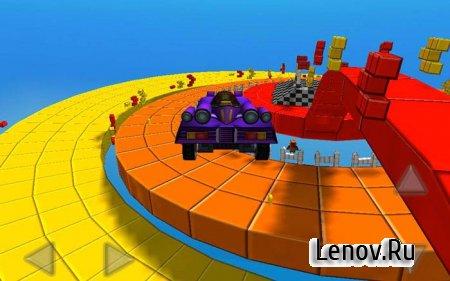 Minicar Champion: Circuit Race v 1.01 Мод (много денег)