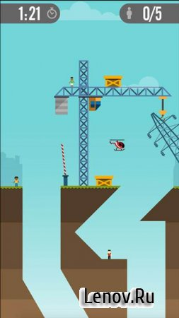 Risky Rescue (обновлено v 1.12) Мод (много денег)