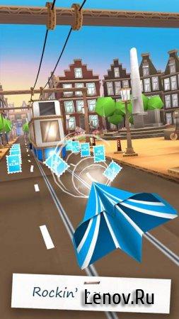 Jets - Flying Adventure v 1.0 Мод (много денег)
