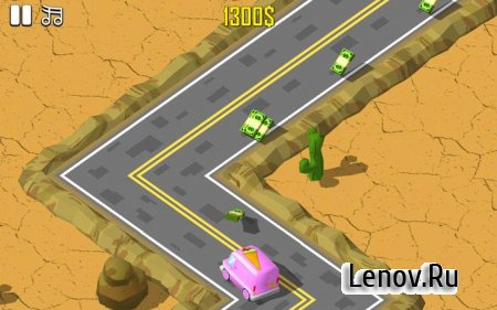 Rally Racer with ZigZag v 1.2 Мод (много денег)