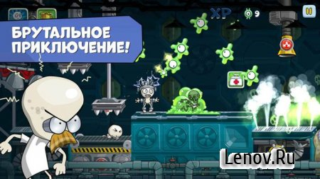 Clone Factory v 1.0.3 Мод (много биомассы)