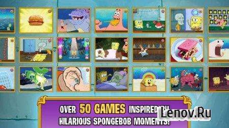 Губка Боб : игровое безумие v 1.0.52