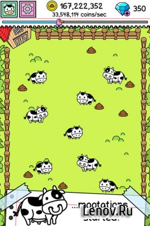 Cow Evolution v 1.10.7 (Mod Money)