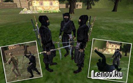 Ninja Warrior Assassin 3D v 3.0.4 Мод (много денег)