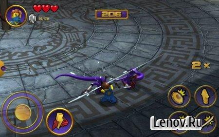 LEGO® Ninjago Tournament (обновлено v 1.04.1.71038) Mod (Unlocked)