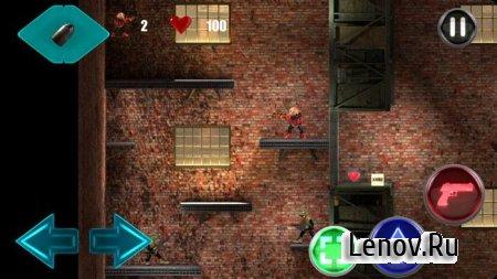 Undead Shooter v 1.0 Мод (бесконечная жизнь)