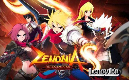 ZENONIA S: Rifts In Time (обновлено v 3.2.0) Mod (Unlimited MP/SP)