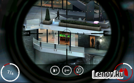 Hitman Sniper v 1.7.188129 (Mod Money)